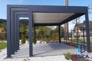 Eska okna drzwi aluminiowe